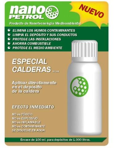 ADITIVO P/CALDERAS CAL.100 100ML NANOPETROL