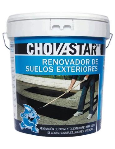 RENOVADOR SUELOS EXT. 25KG *75215 CHOVASTAR