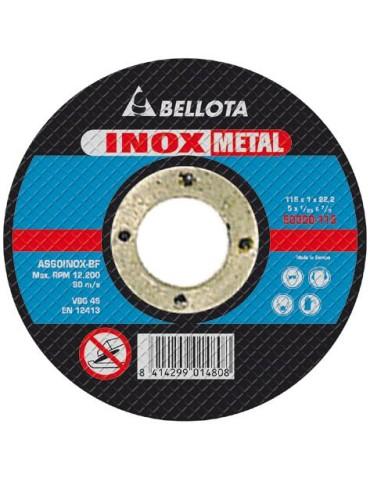 DISCO C.INOX 115X1,0X22,2...