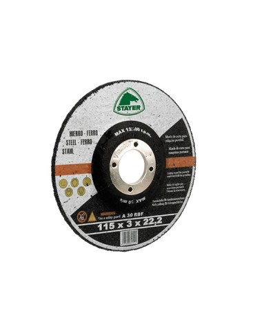 DISCO C.METAL 115x2.5X22,2 50.A30RBF