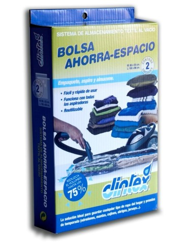 BOLSAS AHORRA ESPACIO (CONTIENE 2 UD.) 36-040