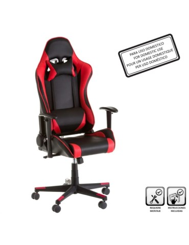 SILLA ESCRITORIO GAMER...