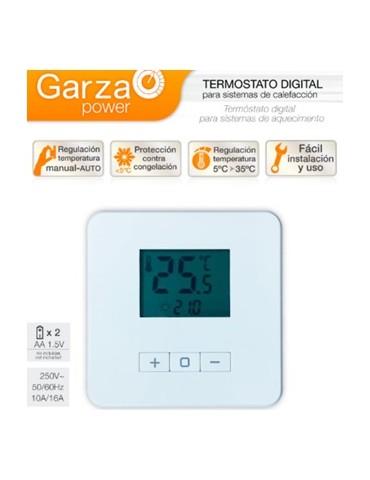 TERMOSTATO AMBIENTE DIGITAL 400610