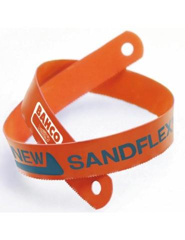 HOJA SIERRA MANO SANDFLEX 24 D C100 (BIMETAL+COBALTO)