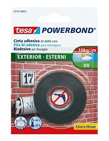 CINTA DOBLE CARA 04965 EXTERIOR 1.5MX19MM