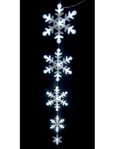 CASCADA COPOS LED BLANCO 29x94 24V DCLLEDSNOW