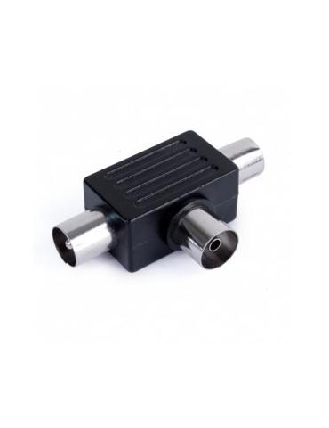 CONECTOR. TV TRIPLE 1 HEMBRA 2 MACH MP 0592 E