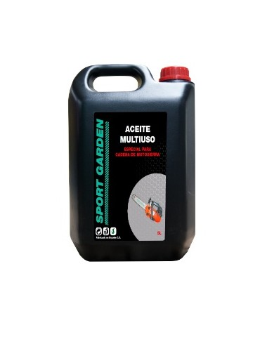 ACEITE CADENA MOTOSIERRA 5L SG CS.OIL 5