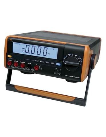 MULTIMETRO DIGITAL DE BANCO TX8000 XINDAR*