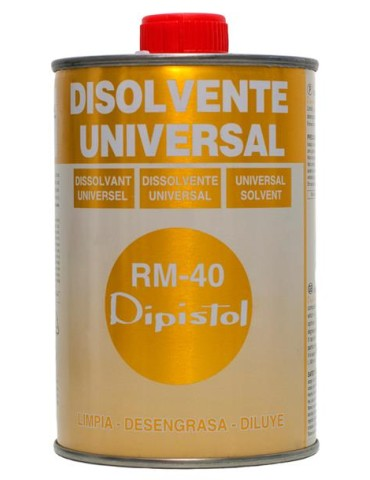 DISOLVENTE UNIVERSAL RM-40 1L.