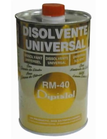 DISOLVENTE UNIVERSAL RM-40...