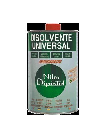 DISOLVENTE NITRO UNIVERSAL M10 1 L.