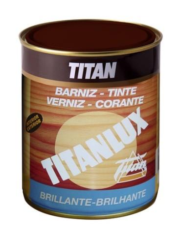 BARNIZ TINTE BRILLANTE 750ML CASTAÑO