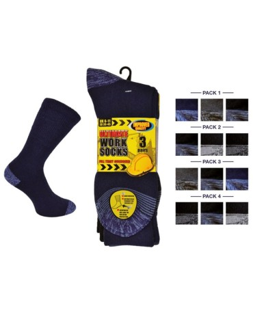 CALCETINES PACK 3UDS 21402 ULTIMATE