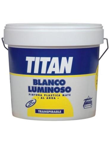PINTURA BCO LUMINOSO TITAN 25KG 03H000220