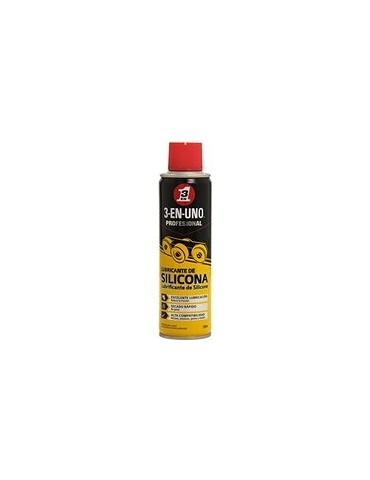 3 EN UNO LUBRICANTE DE SILICONA SPRAY 34468 250ML
