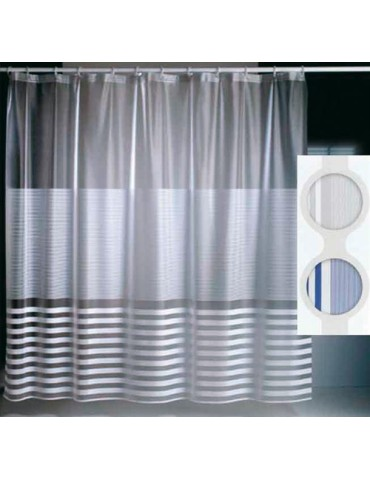 CORTINA 02658 PLAST. 237 180X180 BLANCO