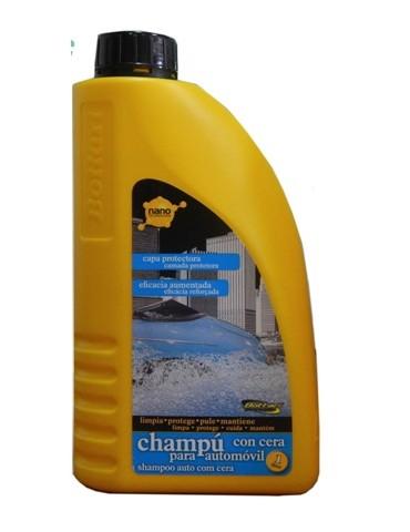 CHAMPU AUTOMOVIL 1L.CON CERA 24500