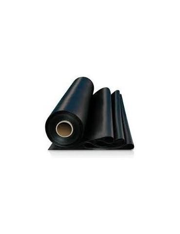 PLASTICO NEGRO  4M 700G-0,175MM (100M)