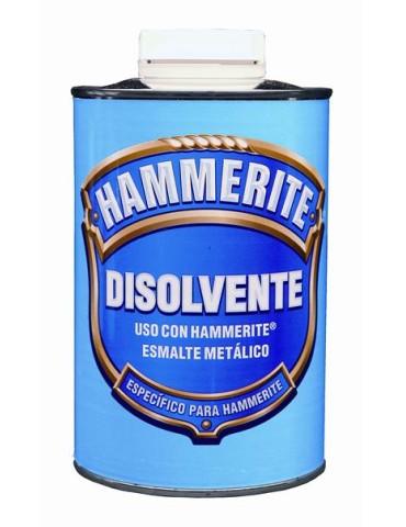 CAJA DE 2 HAMMERITE DISOLVENTE 5,00L. INCOLORO