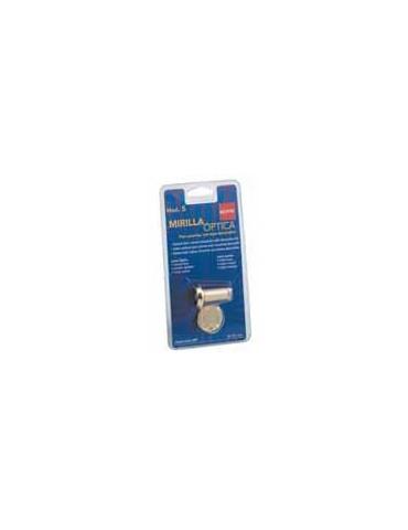 MIRILLA CROMO M.35-60 C/TAPA 14MM 3-7178