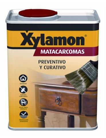 CAJA DE 2 XYLAMON MATACARCOMAS 2,5L
