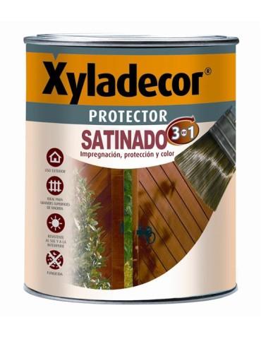 CAJA DE 2 XYLADECOR PROT.SATIN.2,5L INCOLORO