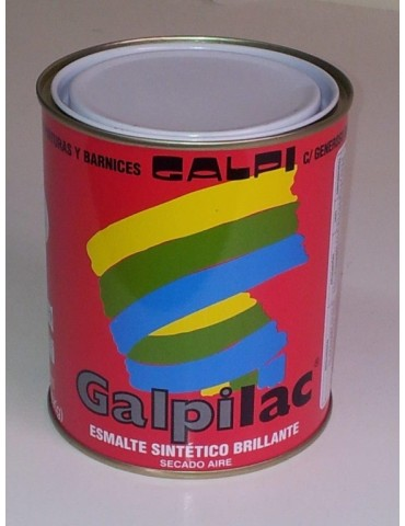 ESMALTE SINT.BRIL.GALPILAC 0.75 VERDE OSCURO