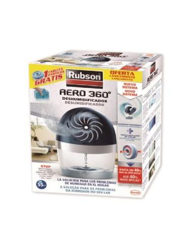 ABSORBEHUMEDAD 2626322 RUBSON AERO 360 450GR