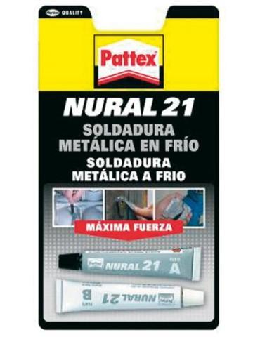 CAJA DE 12 NURAL 021 022ML.1759086.SOLDAR EN FRIO.(METALES)