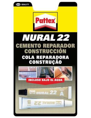 CAJA DE 12 NURAL 022 022ML .1548587 CEMENTO REP. BEIGE BL.(PVC)