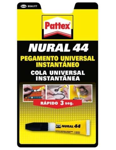 CAJA DE 12 NURAL 044 003GR.1755645 ADHES.UNIVERSAL BL.