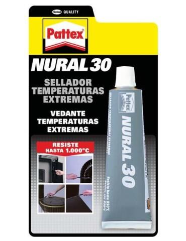 CAJA DE 12 NURAL 30 ALTAS TEMPERATURAS 140 GR.2550380