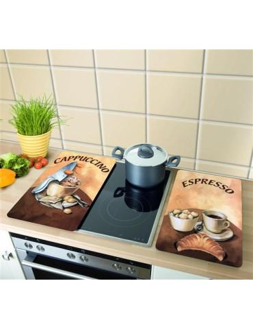 TABLA CAFE VIDRIO 2521280 P/COCINA 30X52 2PZ