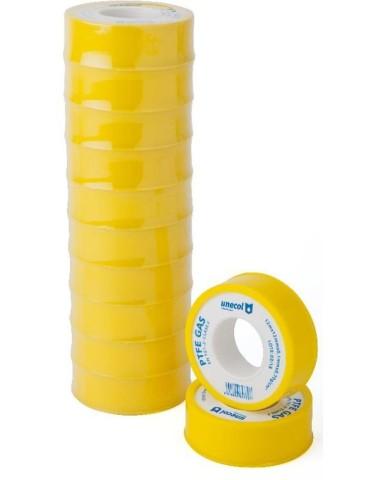 TEFLON ROLLO 12X0,1MM USO GAS 8477 0,70G.12M PFTE