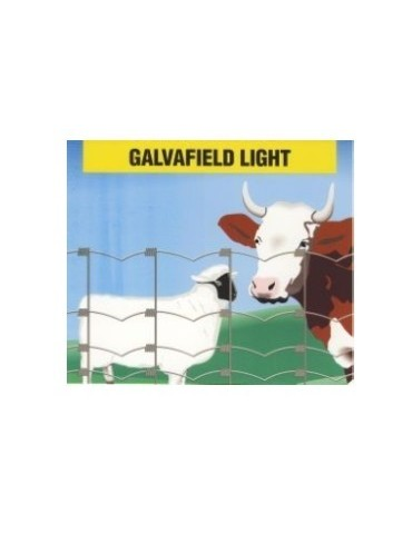 CAJA DE 50 MALLA GANADERA 140/12/15 R/50M GALVAFIELD LIGHT