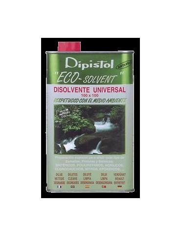 CAJA DE 4 DISOLVENTE**ECOLOGICO ECO-SOLVENT 5 L.