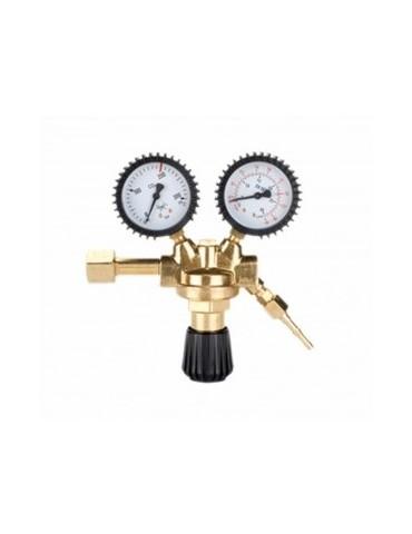 REGULADOR ARGON MINI 4 AR CO2 W000383371(CANDALIMETRO)
