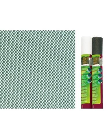 MALLA MOSQUITERA PLASTICA VERDE 1X50M 171512 MOSQUIPLAST