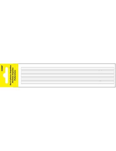 CANULA (BL.5 UDS) P/PISTOLA 025NP DE ESPUMA PROFESIONAL
