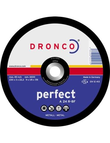 DISCO C.METAL 115X3,0X22,2 DRONCO PERFECT A24R-115
