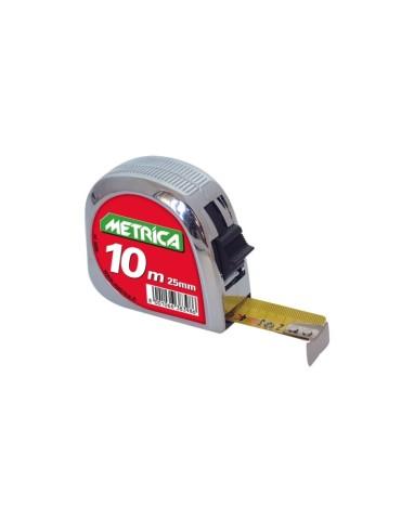 FLEXOMETRO 38398 MAXI 10M CINTA 25