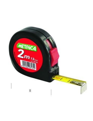FLEXOMETRO 38163 BLITZ 3MX16MM C/F