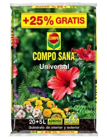TIERRA 40L+10L COMPO SANA UNIVERSAL