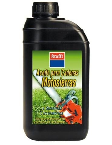 ACEITE CADENA MOTOSIERRA 1L 55944