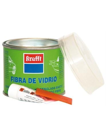 CAJA DE 12 MASILLA FIBRA VIDR.14462 250ML COCHES