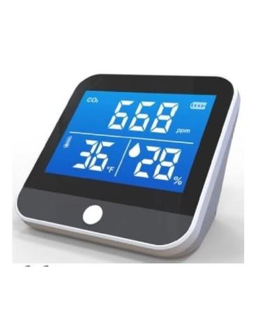 MEDIDOR CO2 C-LOGIC 7100-AQ