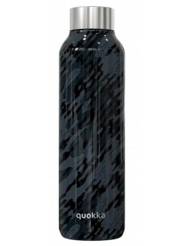 BOTELLA TERMO INOX. 630 ML SOLID CAMO 11806