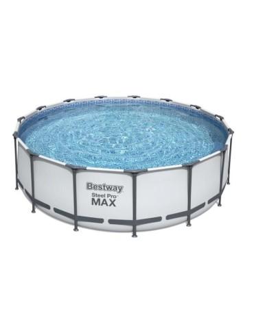 PISCINA STEEL PRO MAX 457x122 CM. CART. 56438